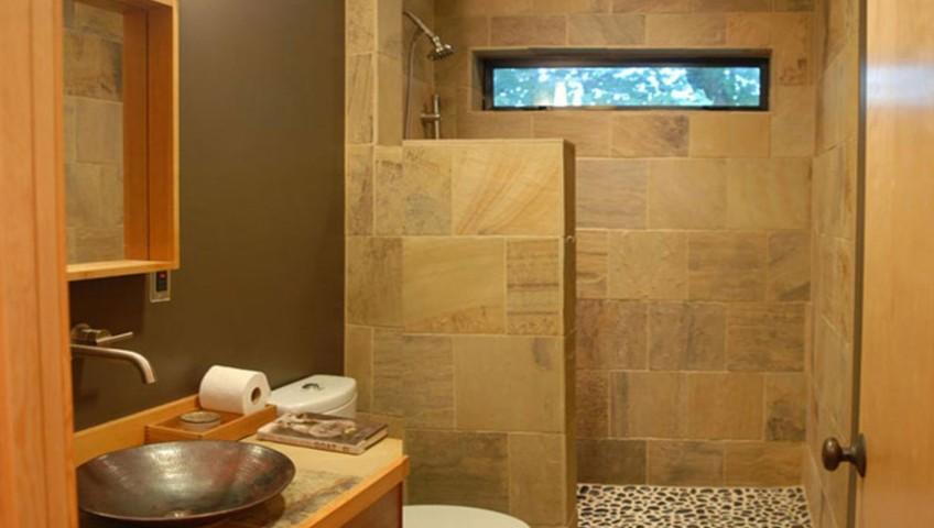 7 conseils pour optimiser l espace de votre salle de bain - Salle de bain compacte ...