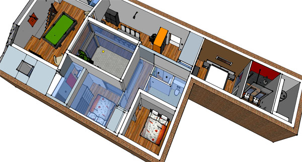 Planning de rénovation de votre appartement/maison
