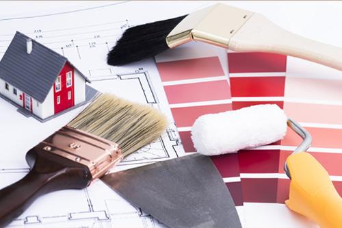 peinture rev tement mural r novation isolation mur porteur villiers sur orge. Black Bedroom Furniture Sets. Home Design Ideas